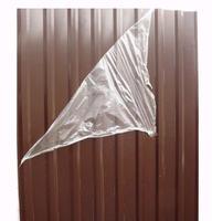 Профнастил шоколад 1,5м х 0,93м Украина