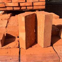 кирпич красный двойной  керамический СантаПетровка М-150 249х119х137