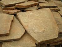 Дикий камень песчаник 1см
